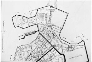 图10 澳门地图(1971年出版)