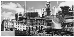 河西堡铁厂