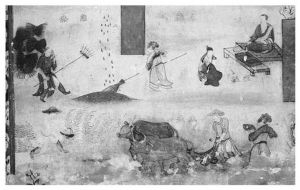 图4-1 吐蕃农耕图
