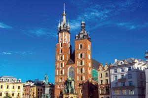克拉科夫的圣玛利亚教堂