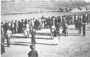 日本人在大连建的跑马场