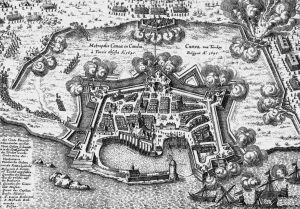 1648~1669年的干地亚攻防战