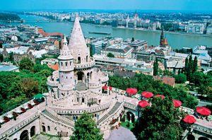 布达佩斯渔人堡