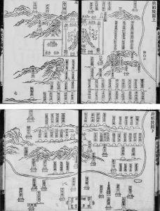 图1-1 唐昭陵图