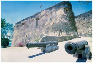 蒙巴萨古迹——耶稣堡