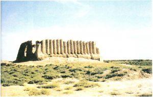 土库曼斯坦世界文化遗产古梅尔甫