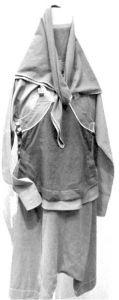 图5-5 疍民大襟衫
