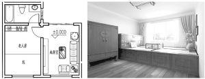 图23 老人卧室