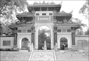 广西柳州柳侯祠