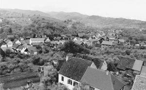 炊烟袅袅的生态村庄
