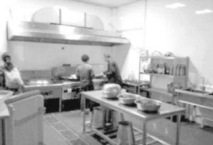 图11 厨房内景