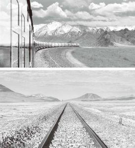 图2-17 百年高原行,天堑变通途