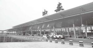 图4-8 西安咸阳国际机场