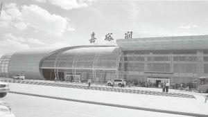 图4-10 嘉峪关机场