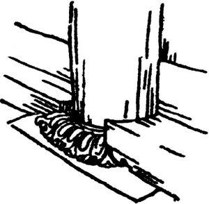 唐西安大雁塔门楣石刻柱础