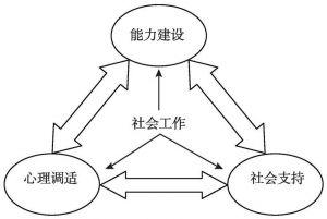 图1 心理健康服务实践的基本逻辑
