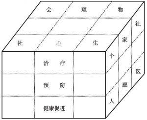 图10-1 社区综合服务模型