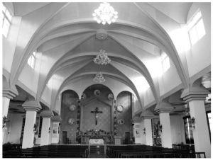图5 教堂内景