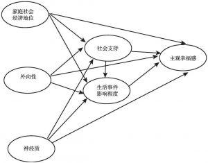 图1 研究假设框架