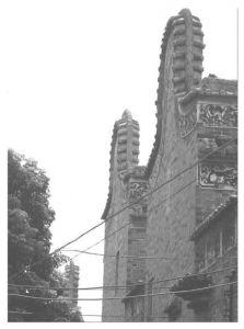 图4-41 传统民居