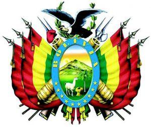 玻利维亚国徽