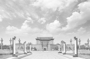 西安城墙南门