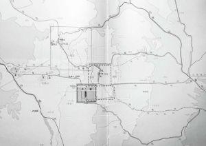 图2 辽金时期运河示意