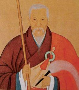 隐元禅师画像