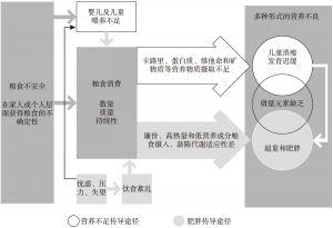 图3-6 粮食不安全形成机制