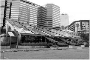 """图1 """"零碳天地""""建筑外观"""
