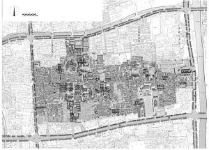 图4 扬州东关街历史文化街区保护规划示意