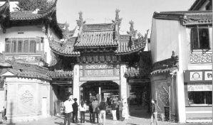 图3-1 北京的城隍庙