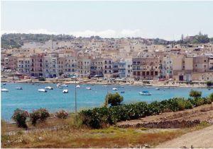 马耳他最大的城市比尔泽布贾