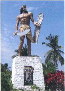拉普·拉普铜像
